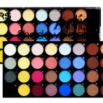 Vars london 32 color matte and shimmer combo eyeshadow