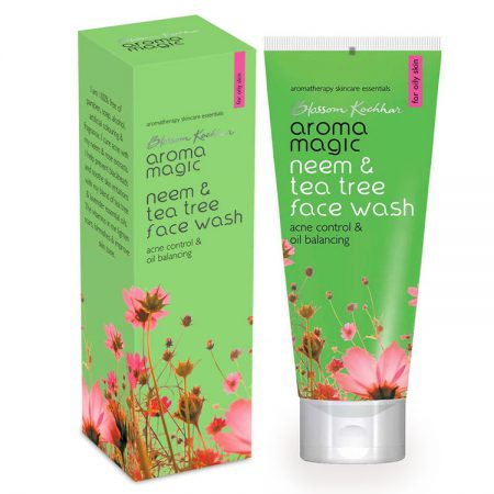 Aroma magic neem and tea tree face wah 100ml