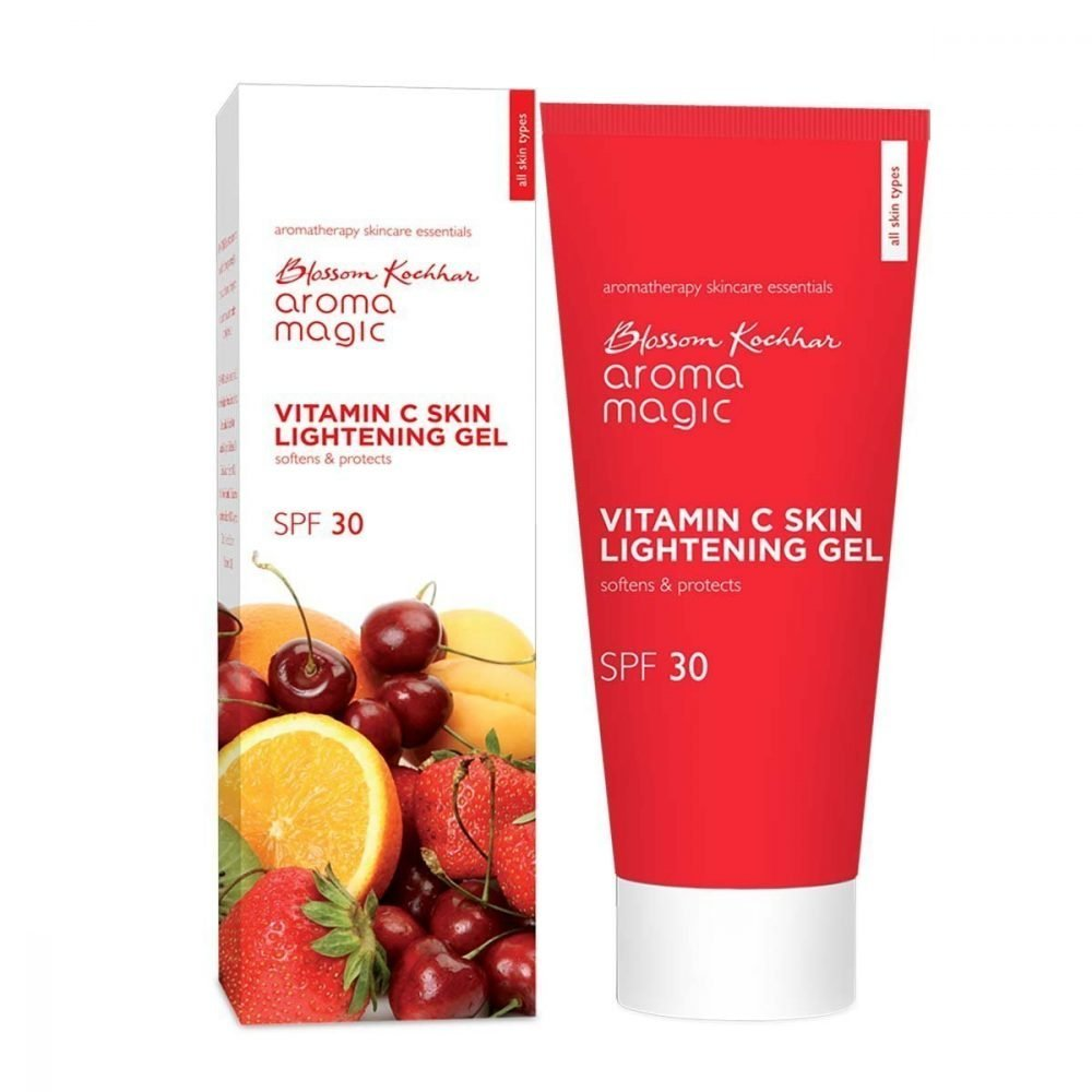 Aroma magic vitamin c skin lightening gel 100gm