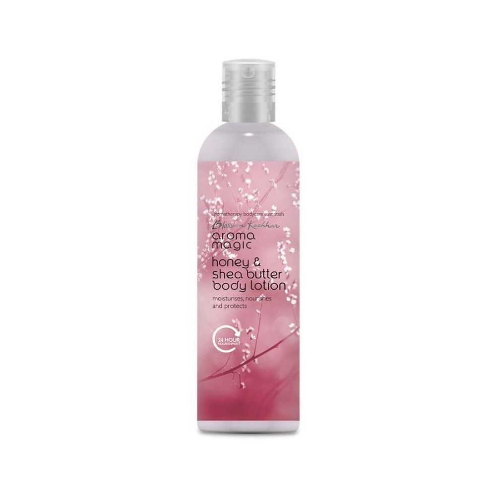 Aroma magic Honey and shea butter body lotion 220ml