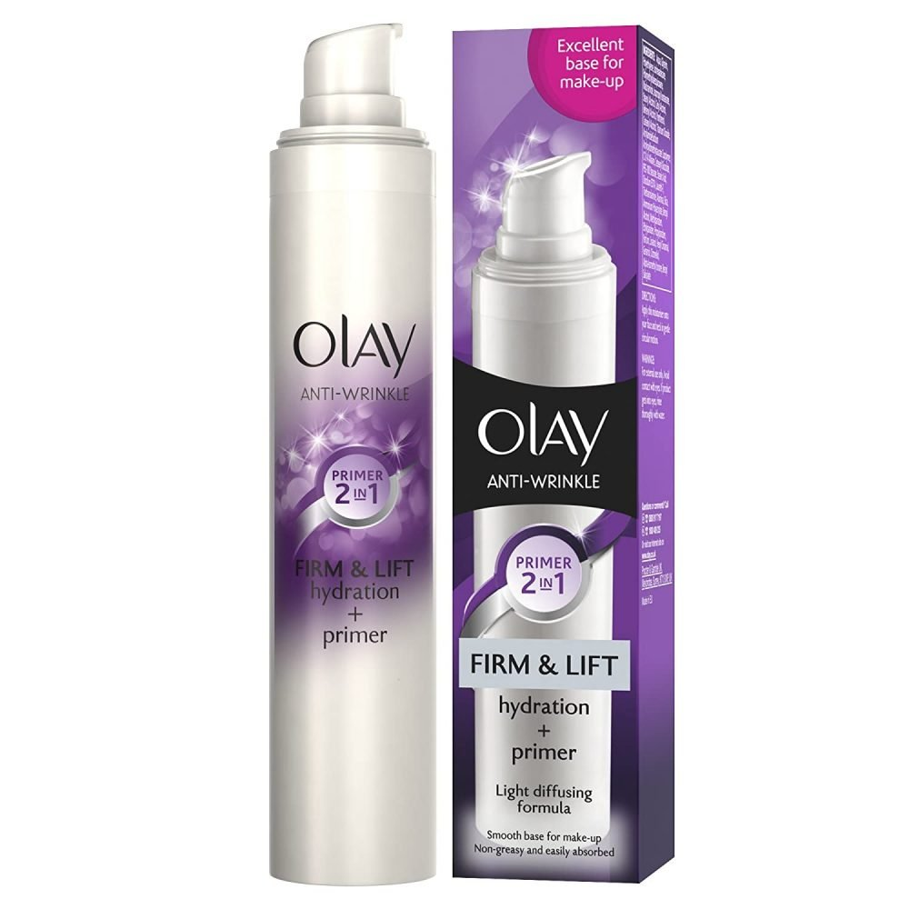 Olay Anti-wrikle firm and lift 2in1 moisturiser and anti-ageing primer 50ml