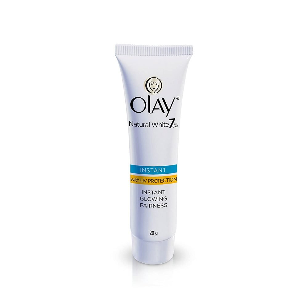 Olay natural white light instant Glowing fairness skin cream