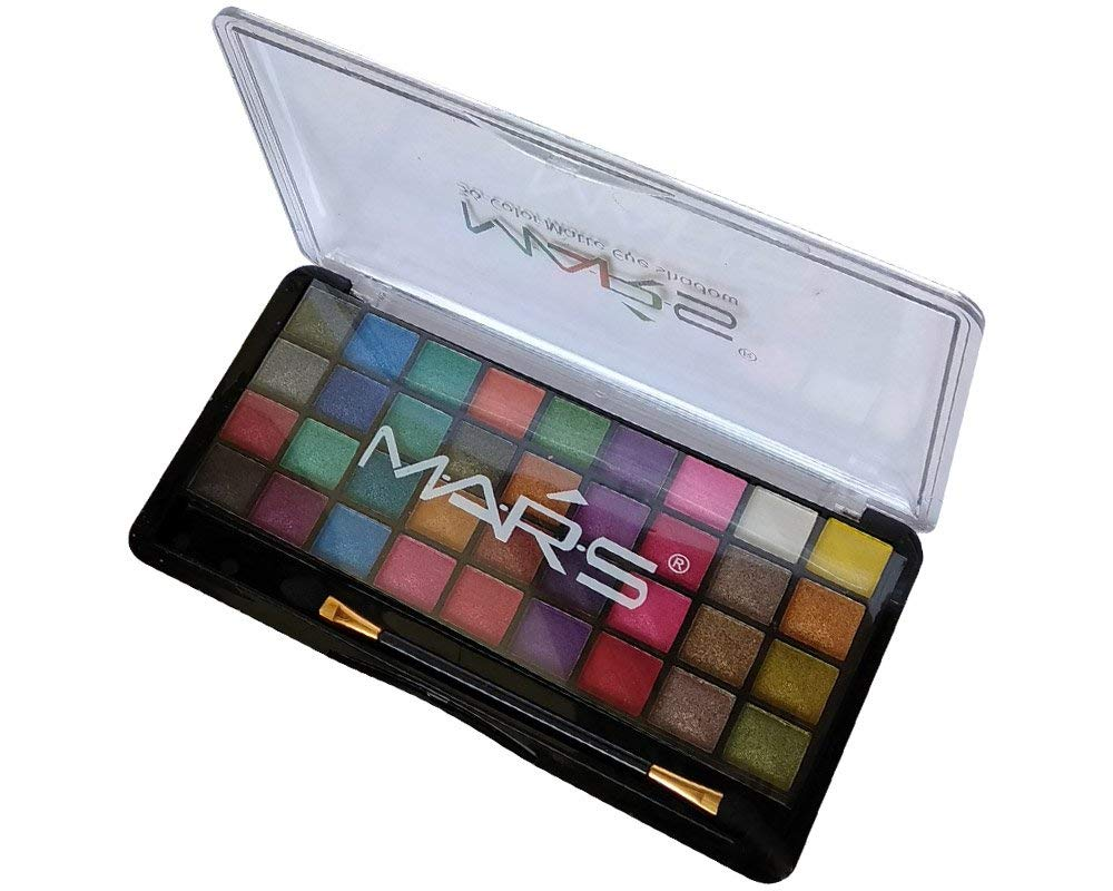 MARS 36 color eye shadow palette
