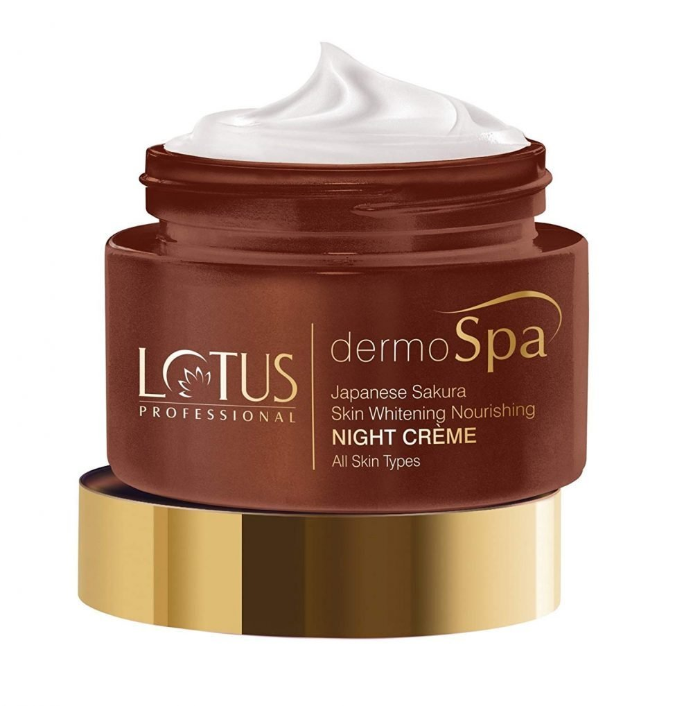 Lotus Professional Dermo spa Night Cream