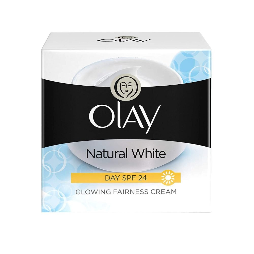 Olay Natural white glowing fairness cream