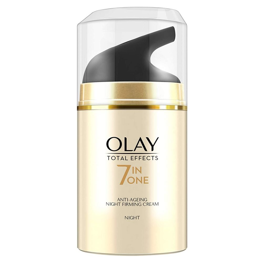 Olay night cream total effects 7in1 Anti-Ageing moisturizer