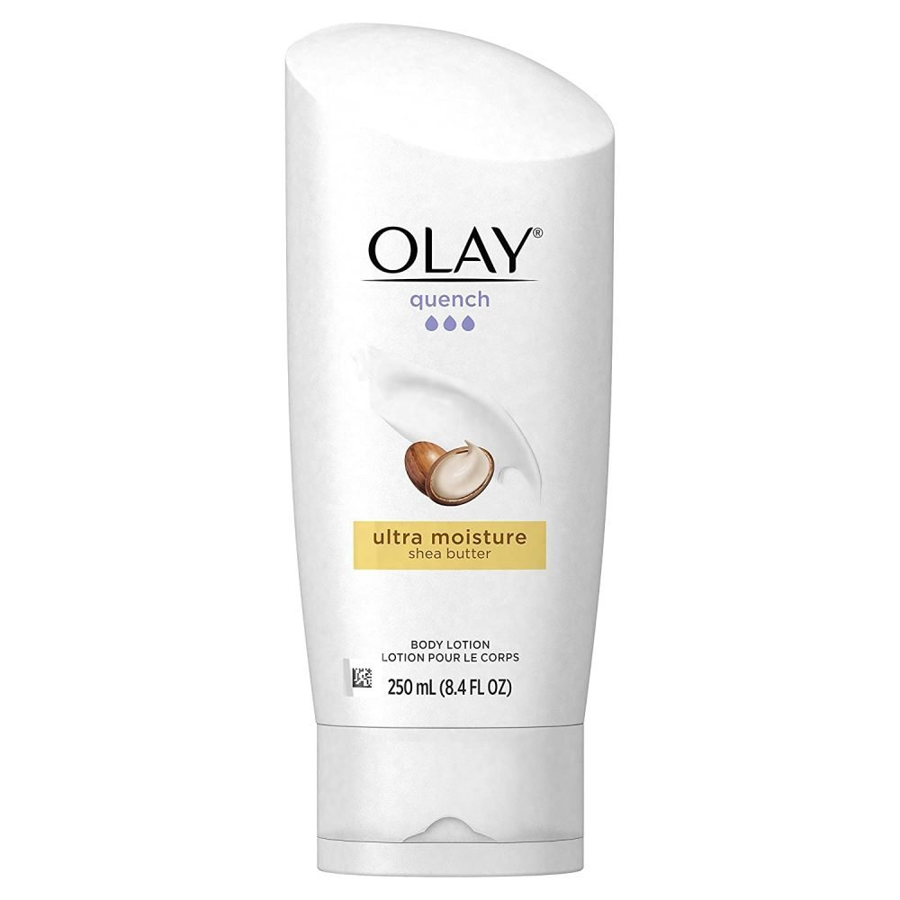 Olay Quench ultra moisture butter body lotion