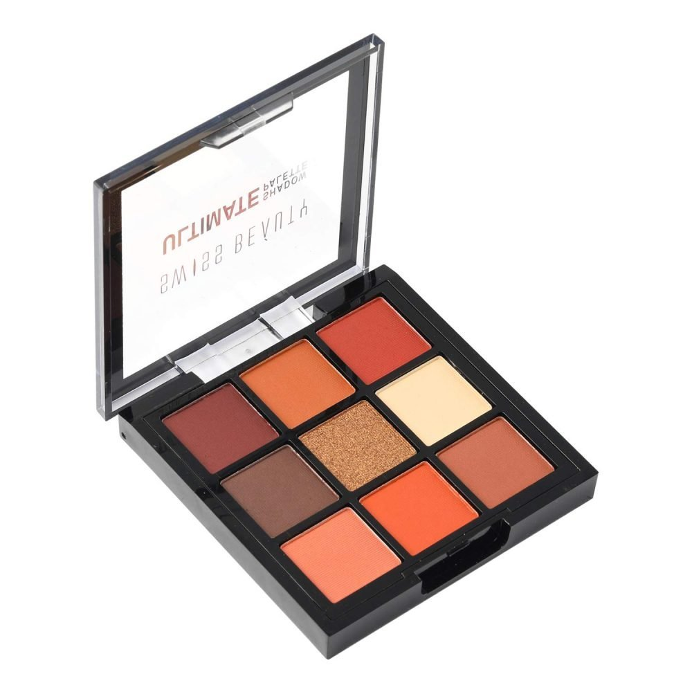 Swiss beauty mini Eyeshadow palette