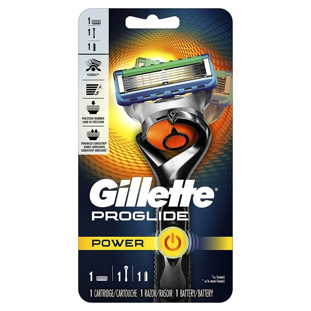 Gillette fusion5 proglide power men Razor blades