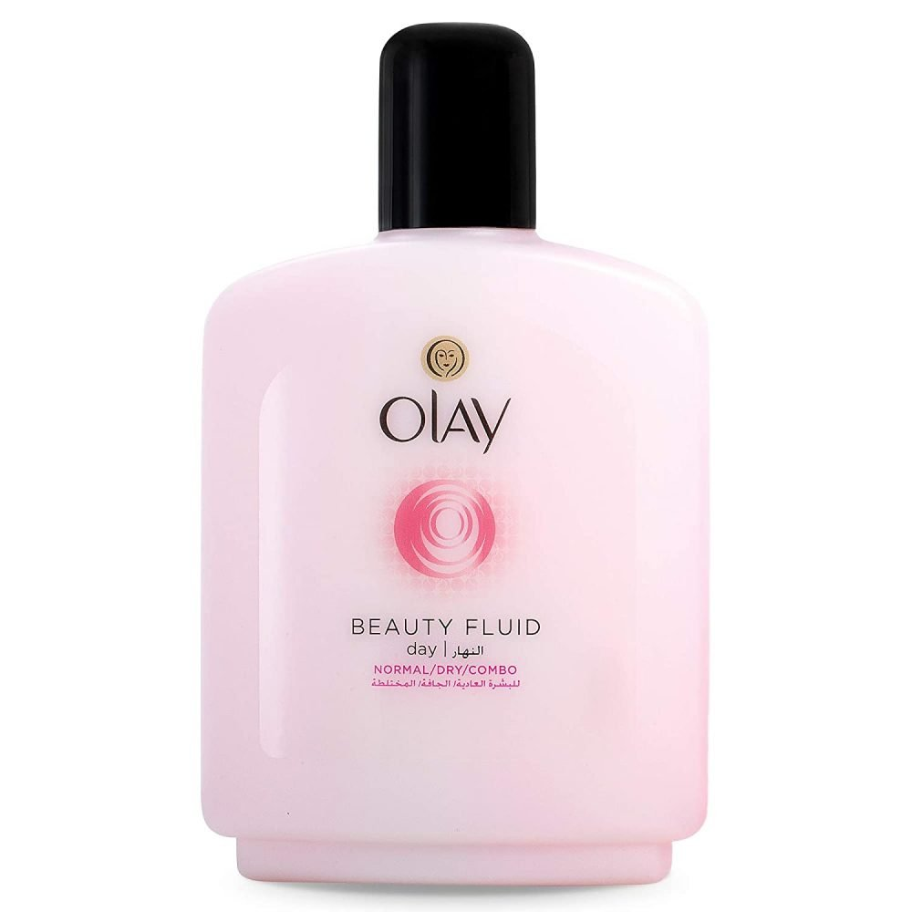 Olay Beauty Fluid for normal/dry/combinational skin, face, and body lotion 200ml