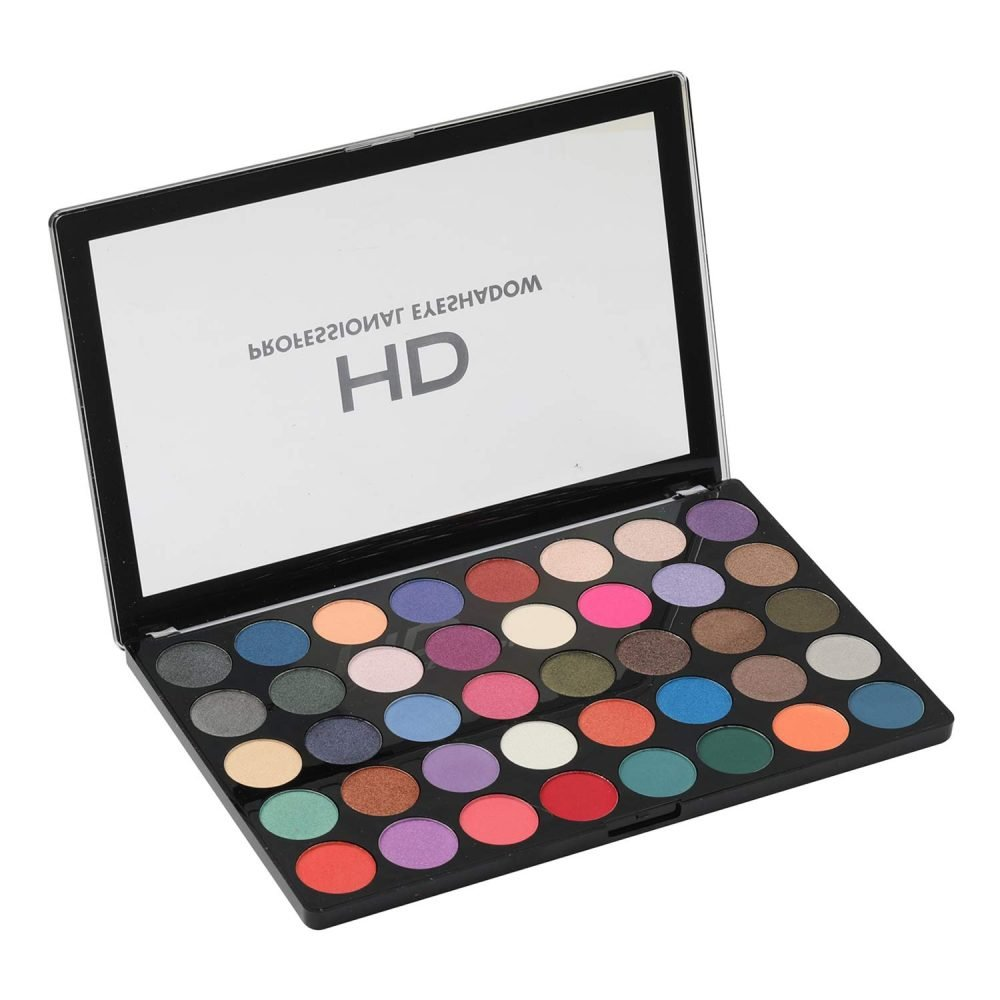 Swiss beauty HD textured Eye shadow palette