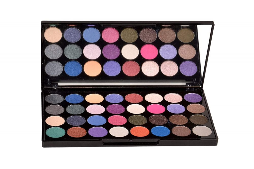 swiss Beauty 32 color Eyeshadow palette