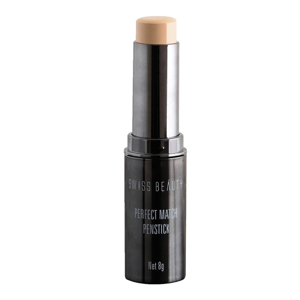 Swiss beauty Perfect match foundations pan tick face makeup