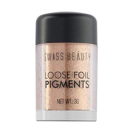 swiss Beauty Loose Foil pigments Eyeshadow