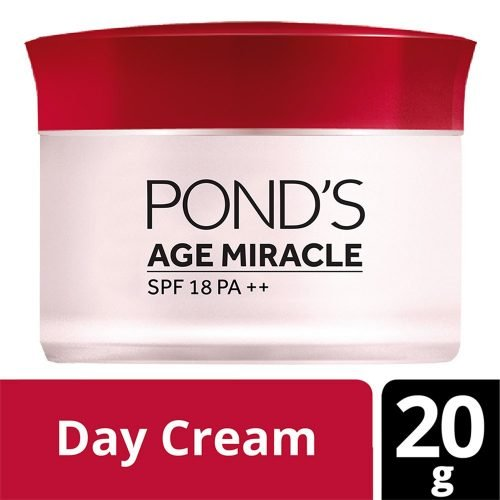 POND'S age miracle wrinkle corrector day cream SPF 18 PA++,20G
