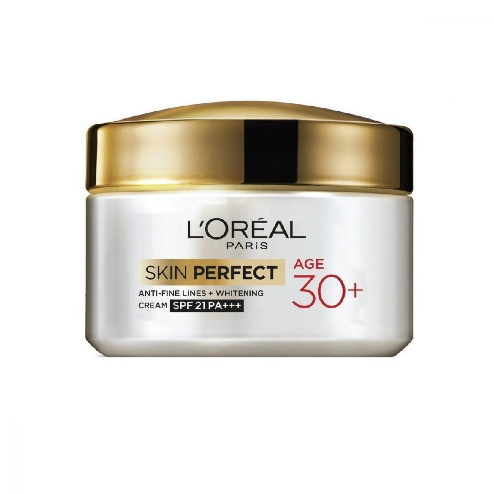LOREAL Paris Skin Perfect +Anti-Fine Lines Cream