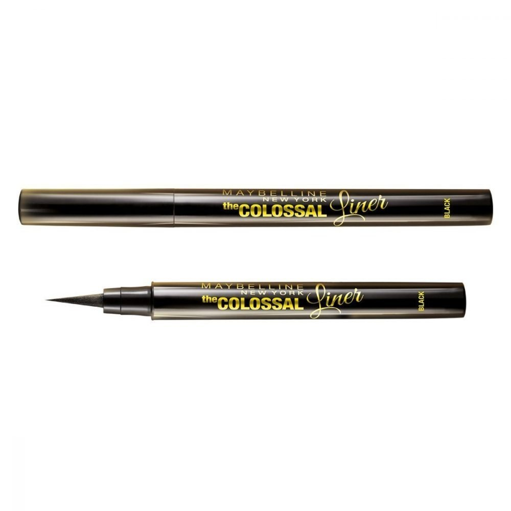 Maybelline new York the colossal liner black