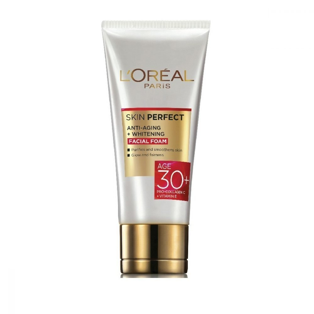 LOREAL Paris Skin Perfect + Facial Foam