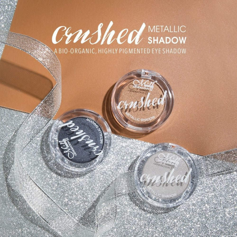 menow E425 cosmetic eyes makeup metallic eyeshadow palette ,