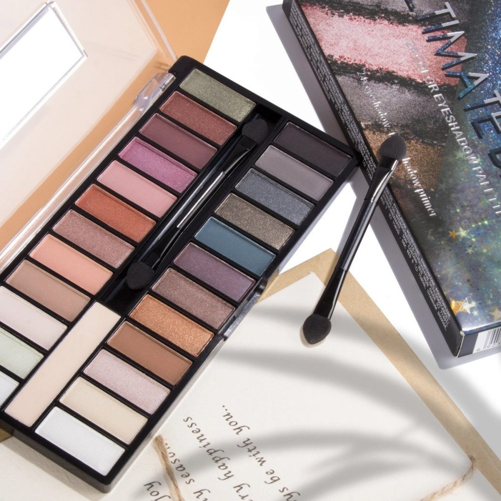 MENOW E423 eye makeup 24 colors eyeshadow palette