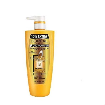 LOREAL Paris 6 oil Nourish Shampoo 640ml