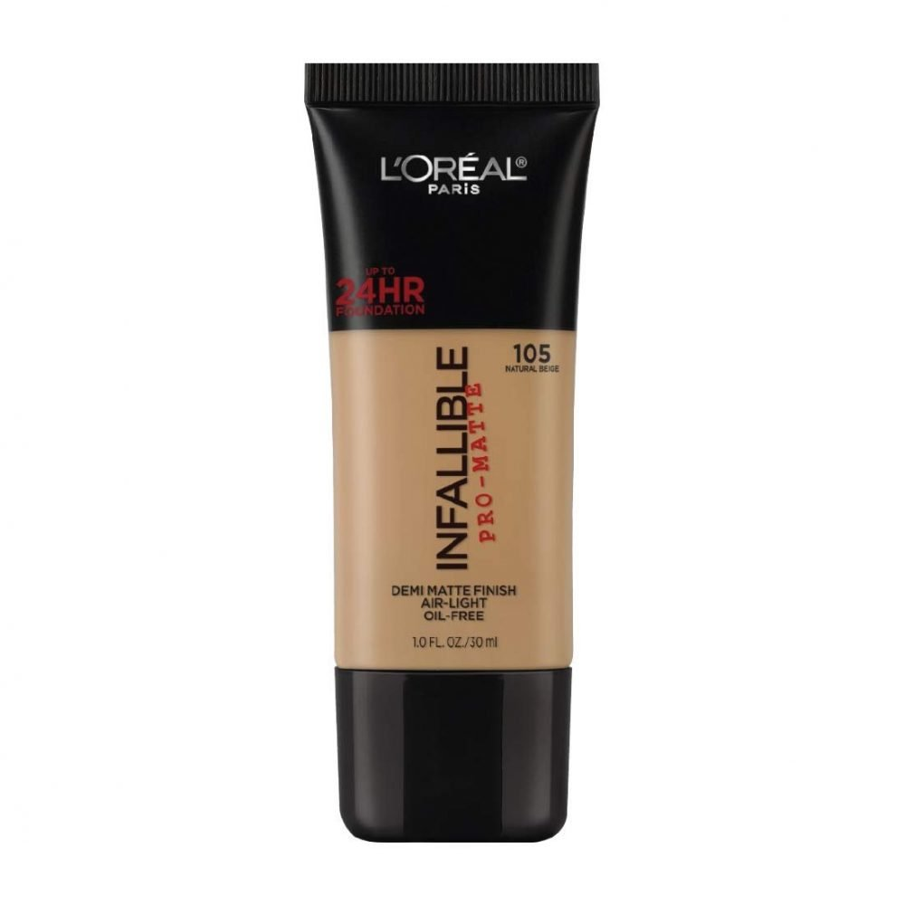 LOREAL Paris Infallible pro-Matte Foundation Natural 30g