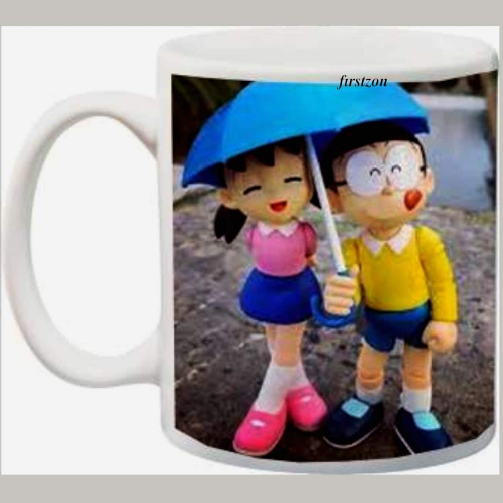 Personalized Special Couple white Mug