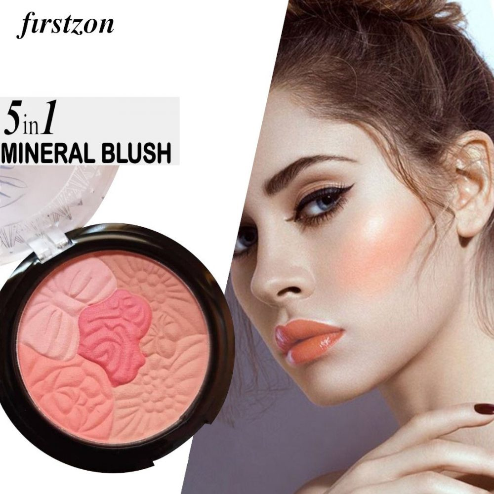 5 in 1 mineral blush