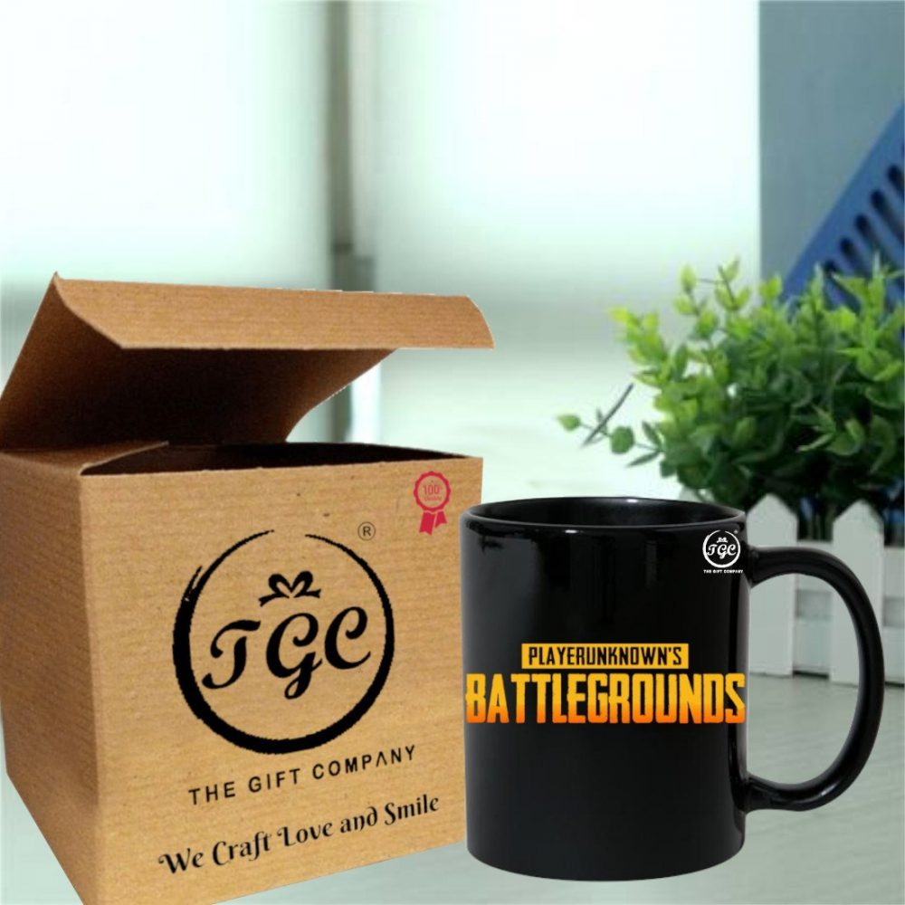 TGC Battleground mug