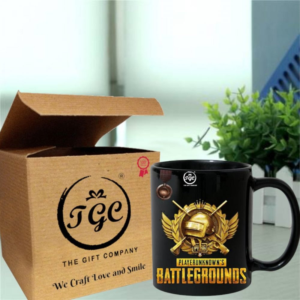 TGC PUBG Battleground mug