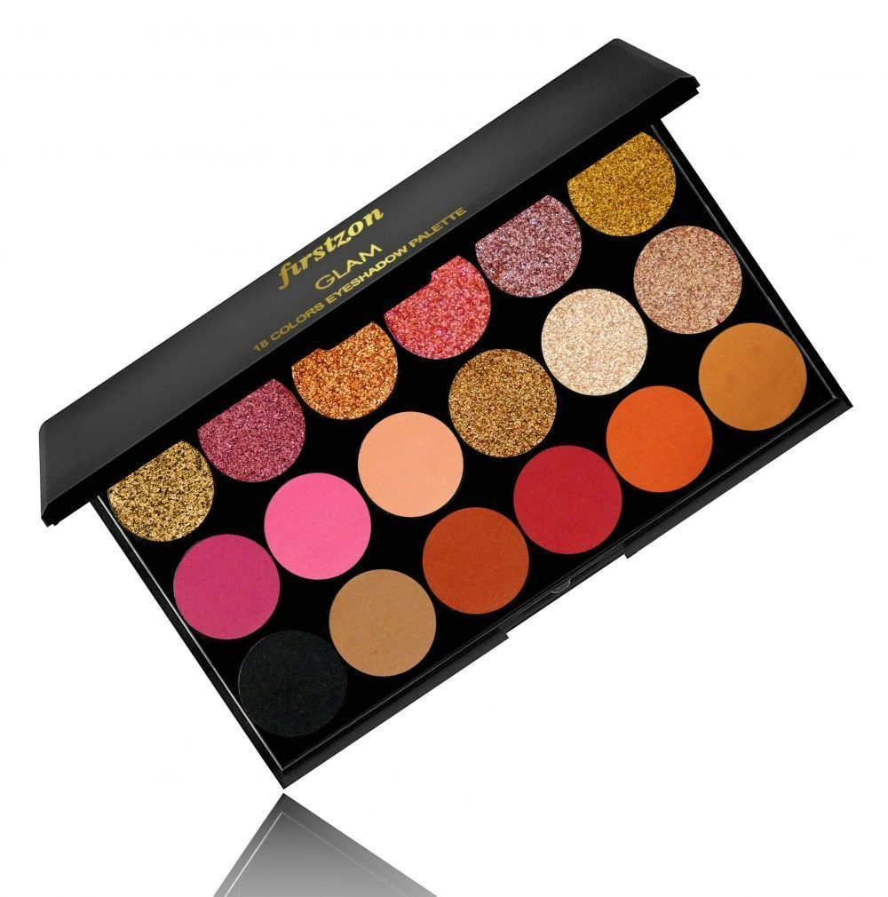 firstzon 18 color eyeshadow pallete