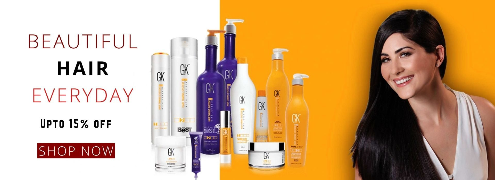 GK HAIR PRODUCTS OFFERS